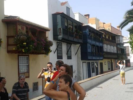 206 Fotografiando los balcones.